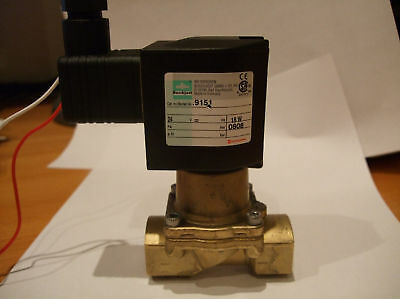 "Norgren 1/2"" bsp  N/O 2/2 soleniod valve - air oil water gas"