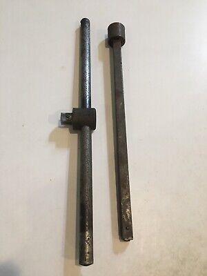 1934 Snap-On Tools, Sliding T Handle Breaker Bar,Square Shaft Extension,5/8""