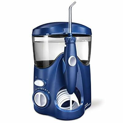 NEW Waterpik Ultra Countertop Water Flosser WP-113, Blue OPEN BOX