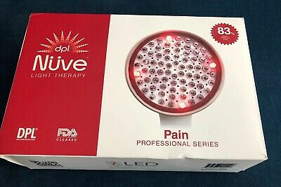 LED Technologies DPL Nuve Pain Relief Light Therapy Handheld System