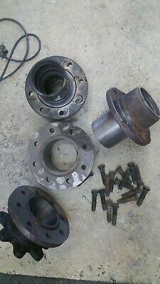 DUALLY WHEEL HUB Chevy Gmc King Pin K30 Dana 60 Front Srw