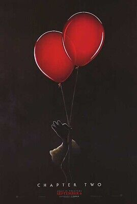 It Chapter Two 11.5x17 Promo Movie POSTER