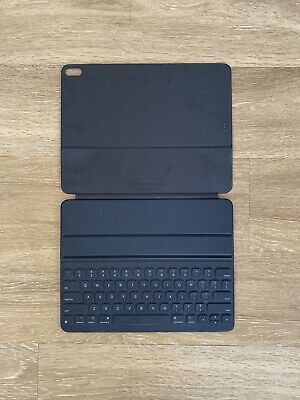 Apple Smart Keyboard Folio Case for 12.9-inch iPad Pro (3rd Generation), Black -