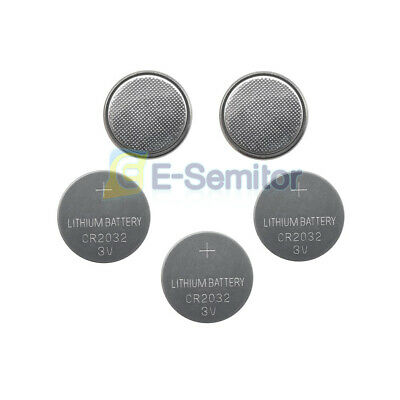 5/10PCS CR2032 Coin Button Batteries Cell Battery 3V For Toys Remote Electronic