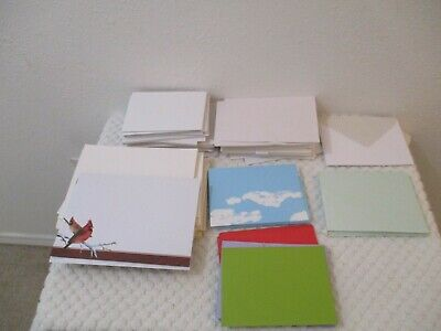 150 Plus Envelopes Various Sizes and Colors Card Making Supplies