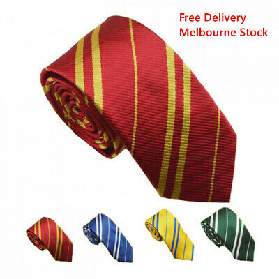 Book Week Harry Potter Gryffindor Cosplay Tie Costume Accessories Party Dress Up