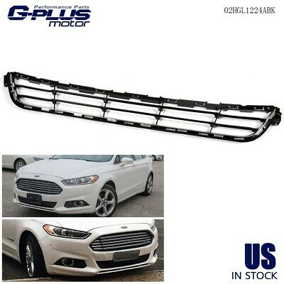 Fit For Ford Fusion 2013 2014 2015 2016 Front Bumper Lower Grille Grill Assembly