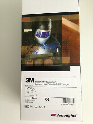 Speedglas Extended head protection 9100fx (large) 169007