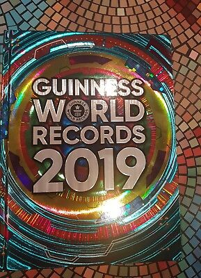 Guinness World Records 2019 Illustrated Hardcover Annual  Buy with Confidence