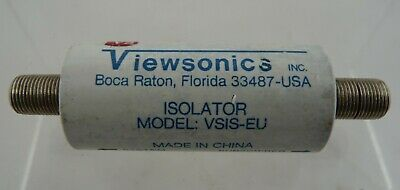 Viewsonic Isolator VSIS-EU cable ground loop isolator
