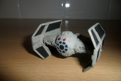 STAR WARS TIE FIGHTER Unboxed 1.5 Inch High Diecast Model By DEAGOSTINI