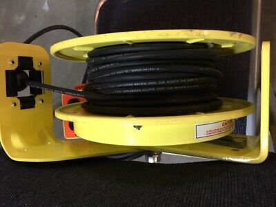 Insul 8, 50' Electrical Cable Reel, NEW, Volts = 125, Amps = 10, Watts = 1250