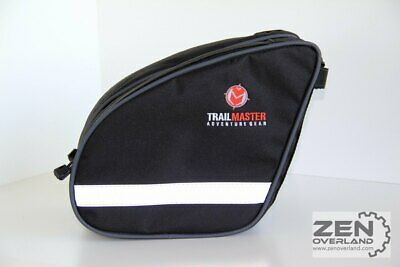 TrailMaster - BMW R1200GS Adventure Crash Bar Bags R1200 GS CrashBar Up to 2013