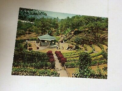 Vintage Chrome Postcard, Camp John Hay, Baguio City Philippines, 1969