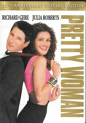 PRETTY WOMAN (DVD, 2005, 15th Anniversary Special Edition) Free Shipping