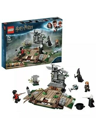 Lego ® Harry Potter: 75965 the rise of Voldemort ™ NEW & OVP