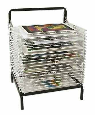 Stack-N-Dry Spring Loaded Drying Rack