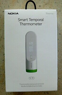 Nokia Smart Temporal Thermometer  (Withings) Factory Sealed