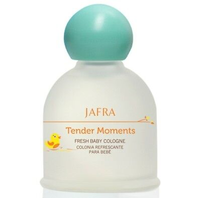 Jafra Tender Moments Fresh Baby Cologne 3.3 OZ New & Sealed