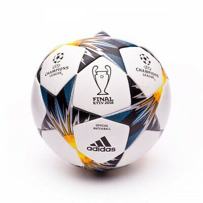 Adidas Uefa Champions League 2018 Finale Kyiv Official Soccer Match Ball Size 5