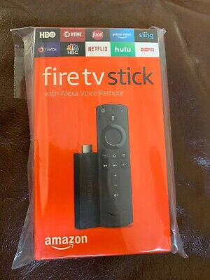 Amazon Fire TV Stick with Alexa Voice Remote Streaming 2nd Generation
