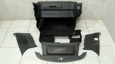PORSCHE BOXSTER 987 Luggage Compartment Set 98755104505 Kofferraum Verkleidung