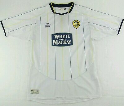 Vintage Admiral 2005-2006 Leeds United F.C Soccer Jersey Size Mens Small S