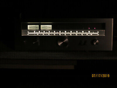 Kenwood Kt-7500 Am-Fm Stereo Tuner - Recapped, Restored, Modified - Excellent