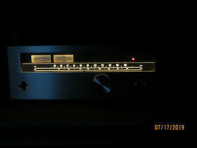 Kenwood Kt-5500 Fm Tuner - Sounds Good, Looks Good, Great Condition