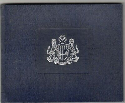 1957 Malaya Official Pack With Independance Day And Economic Far East Singapore
