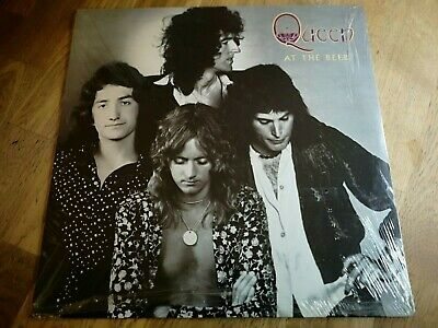 Queen LP Live at the Beeb 1989 Band of joy 1st press MINT FACTORY SEALED