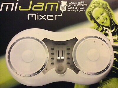 MiJam Mixer b2 - jam with your iPod, mp3 & most music players