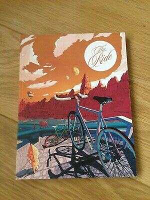 The Ride Journal Issue 6 - great condition - cycling & art