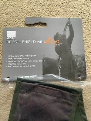 Musto D30 Recoil Shield Shoulder Pad Brand New