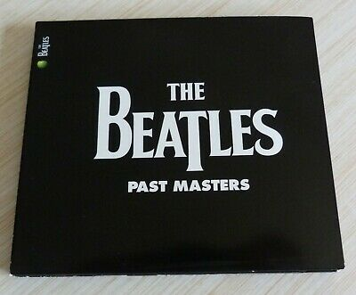 Version 2 Cd Digipack The Beatles Past Masters 33 Titres 2015