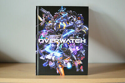 The Art of Overwatch Hardcover Artbook