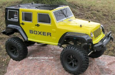 RC CRAWLERS RTR 1/24 scale 4wd off road monster truck rock crawler
