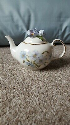 SMALL ROYALE STRATFORD Bone China Teapot - NEW - £19 00 | PicClick UK