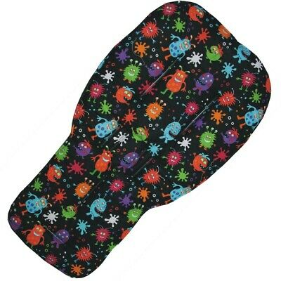 Monsters design Seat Liners for Bugaboo Pushchairs