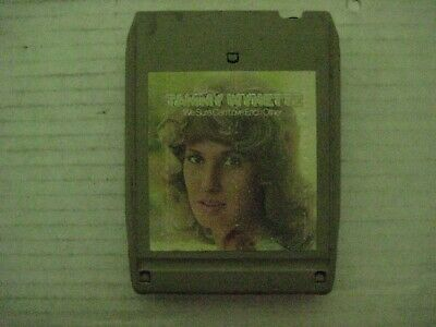 """Vintage Tammy Wynette """"We Sure Can Love Each Other""""  8 Track Tape"""