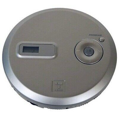 Trutech Discman Personal Portable CD Player With Earbuds T100-CD | NEW & SEALED