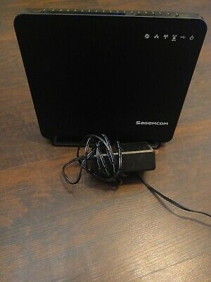 SAGEMCOM FAST 5260 Wireless Router