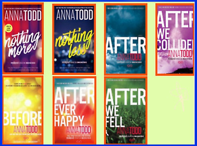 After Series (1-7) by Anna Todd [EßOOK] ⚡⚡FAST DELIVREY⚡⚡