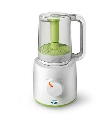 Philips Avent 2-In-1 Healthy Baby Food Maker Combined Steamer/Blender Philips Av