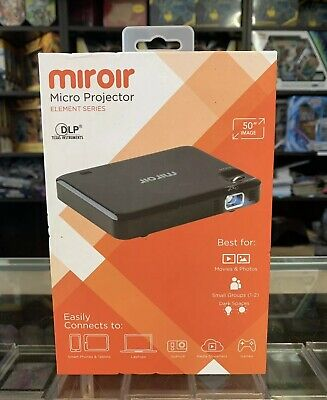 Brand New Miroir M20 Micro LED Projector