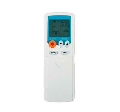 New Remote Control For Mitsubishi HUALING HYPFCR-38W Air Conditioner