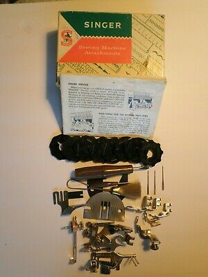 Vintage Singer 328k Sewing Machine Attachments No. 161615 - Accessories - Disks