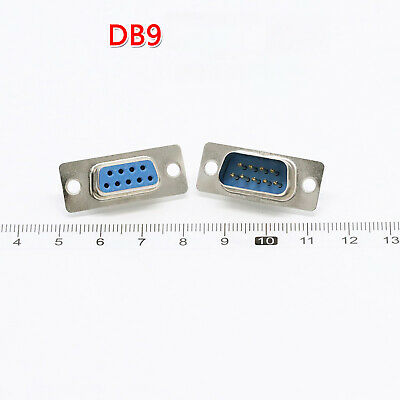 RS232 New Serial DB9 pin 1MALE~2FEMALES T//Y Splitter Cord//Cable//Wire Adapter$SHdis