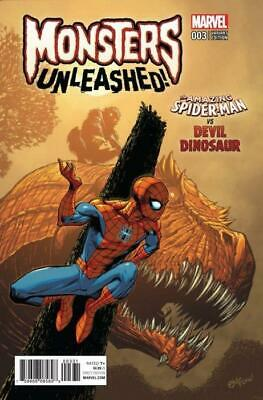 Monsters Unleashed #3 1:100 Variant by Ed McGuinness
