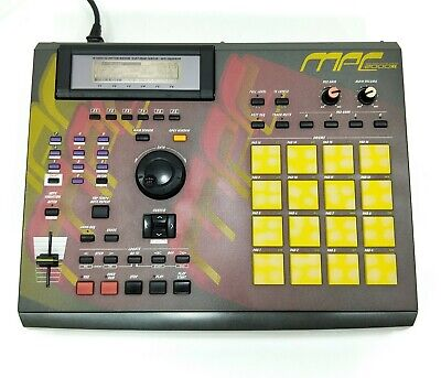 Akai MPC 2000 XL Limited Sampler Sequencer Drum Pad Machine In Excellent
